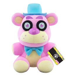 FIVE NIGHTS AT FREDDY'S SPRING COLORWAY PELUCHE FUNKO FREDDY 15 CM VERS. B