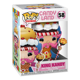 FUNKO POP CANDY LAND KING KANDY