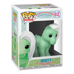 Photo du produit FUNKO POP MON PETIT PONEY FIGURINE MINTY SHAMROCK Photo 1