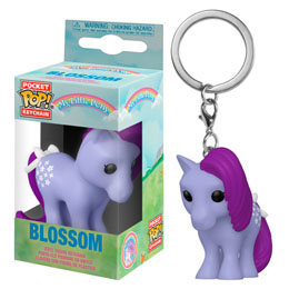 PORTE-CLÉ FUNKO POCKET POP MY LITTLE PONY BLOSSOM
