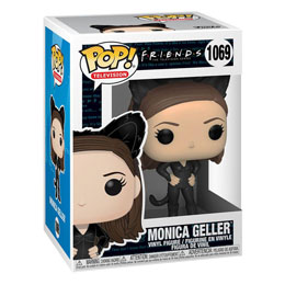 FUNKO POP FRIENDS MONICA AS CATWOMAN