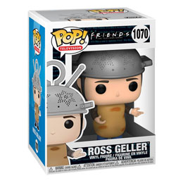 FUNKO POP FRIENDS ROSS AS SPUTNIK