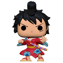 FUNKO POP ONE PIECE LUFFY IN KIMONO