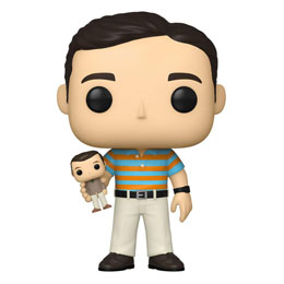 FUNKO POP 40 ANS TOUJOURS PUCEAU ANDY HOLDING OSCAR