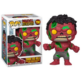 FIGURINE FUNKO POP MARVEL ZOMBIES RED HULK