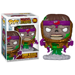 FIGURINE FUNKO POP MARVEL ZOMBIES MODOK