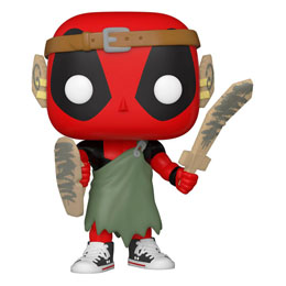 FUNKO POP MARVEL DEADPOOL 30TH ANNIVERSARY FIGURINE NERD DEADPOOL