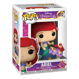 Photo du produit Disney Ultimate Princess POP! Disney figurine Ariel 9 cm Photo 1