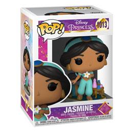 Photo du produit Disney Ultimate Princess POP! Disney figurine Jasmine 9 cm Photo 1