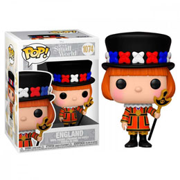 Funko POP! Small World Disney figurine England