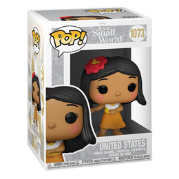 Photo du produit Funko POP! Small World Disney figurine US Photo 1