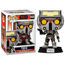 Star Wars The Bad Batch Funko POP! TV Vinyl Figurine Tech