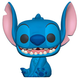 FUNKO POP DISNEY LILO AND STITCH - SMILING SEATED STITCH