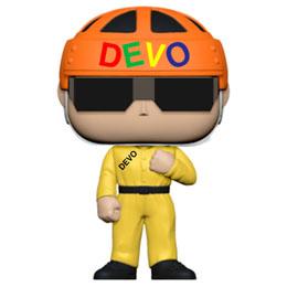 DEVO FUNKO POP! ROCKS SATISFACTION (YELLOW SUIT)