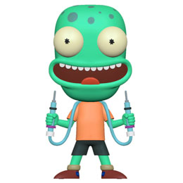 SOLAR OPPOSITES POP! ANIMATION VINYL FIGURINE TERRY 9 CM