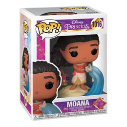 Photo du produit Disney Ultimate Princess POP! Disney Vinyl figurine Moana Photo 1