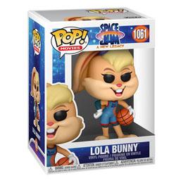 Photo du produit Space Jam 2 POP! Movies Vinyl Figurine Lola Bunny 9 cm Photo 1