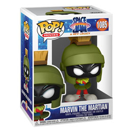 Photo du produit Space Jam 2 POP! Movies Vinyl Figurine Marvin the Martian 9 cm Photo 1