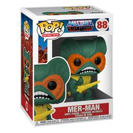 Photo du produit Masters of the Universe POP! Animation Vinyl figurine Merman Photo 1