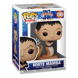 Space Jam 2 POP! Movies Vinyl Figurine White Mamba 9 cm