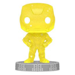 Infinity Saga Figurine POP! Artist Series Vinyl Iron Man (Yellow)