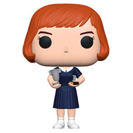 FUNKO POP LE JEU DE LA DAME BETH WITH TROPHIES