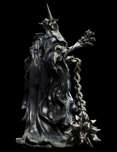 Photo du produit LE SEIGNEUR DES ANNEAUX FIGURINE MINI EPICS THE WITCH-KING 19 CM Photo 1
