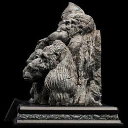 Photo du produit La Planète des singes statuette Apes Through the Ages 29 cm Photo 1