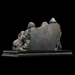 Photo du produit La Planète des singes statuette Apes Through the Ages 29 cm Photo 2