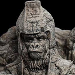 Photo du produit La Planète des singes statuette Apes Through the Ages 29 cm Photo 3