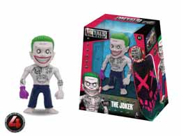 FIGURINE SUICIDE SQUAD METALS DIE-CAST THE JOKER