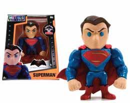 DC METALS BATMAN VS SUPERMAN - SUPERMAN ALTERNATE VERSION