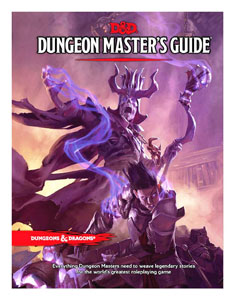 DUNGEONS & DRAGONS RPG DUNGEON MASTER'S GUIDE (EN ANGLAIS)