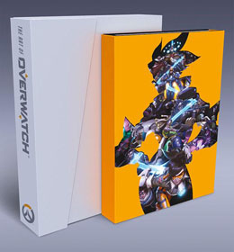 OVERWATCH ART BOOK THE ART OF OVERWATCH LIMITED EDITION (EN ANGLAIS)