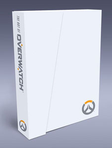 Photo du produit OVERWATCH ART BOOK THE ART OF OVERWATCH LIMITED EDITION (EN ANGLAIS) Photo 1