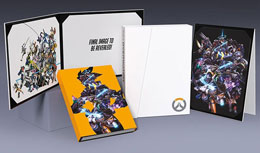 Photo du produit OVERWATCH ART BOOK THE ART OF OVERWATCH LIMITED EDITION (EN ANGLAIS) Photo 3
