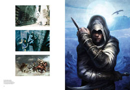 Photo du produit ASSASSIN'S CREED ART BOOK THE COMPLETE VISUAL HISTORY   [EN ANGLAIS] Photo 1