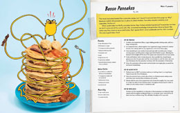 Photo du produit ADVENTURE TIME LIVRE DE CUISINE THE OFFICIAL COOKBOOK  [EN ANGLAIS] Photo 1