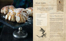 Photo du produit WORLD OF WARCRAFT LIVRE DE CUISINE THE OFFICIAL COOKBOOK  [EN ANGLAIS] Photo 2