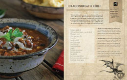 Photo du produit WORLD OF WARCRAFT LIVRE DE CUISINE THE OFFICIAL COOKBOOK  [EN ANGLAIS] Photo 4