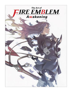 FIRE EMBLEM ART BOOK THE ART OF FIRE EMBLEM (LANGUE ANGLAISE)