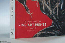 Photo du produit SIDESHOW COLLECTIBLES LIVRE FINE ART PRINTS VOL. 1 Photo 2