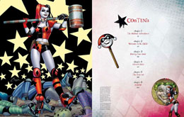 Photo du produit DC COMICS ART BOOK THE ART OF HARLEY QUINN [EN ANGLAIS] Photo 1