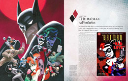 Photo du produit DC COMICS ART BOOK THE ART OF HARLEY QUINN [EN ANGLAIS] Photo 2