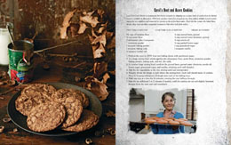 Photo du produit WALKING DEAD LIVRE DE CUISINE THE OFFICIAL COOKBOOK AND SURVIVAL GUIDE [EN ANGLAIS] Photo 4