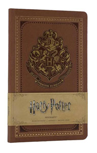 HARRY POTTER CARNET DE NOTES HOGWARTS