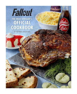 FALLOUT LIVRE DE CUISINE THE VAULT DWELLER'S OFFICIALL COOKBOOK [EN ANGLAIS]