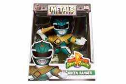 FIGURINE POWER RANGERS METALS GREEN RANGER