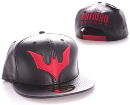 CASQUETTE BASEBALL BATMAN BEYOND LOGO