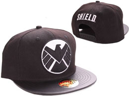 CASQUETTE BASEBALL CAPTAIN AMERICA THE SHIELD LOGO